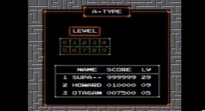 Harry Hong posts Level 19 Maxout on NES Tetris | losthammer